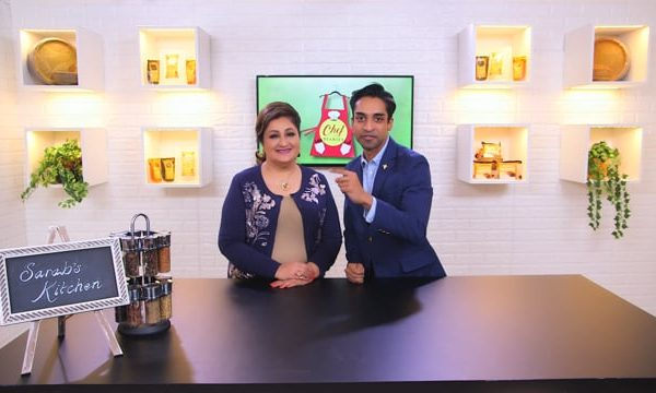 Chef Diaries TV Show promo