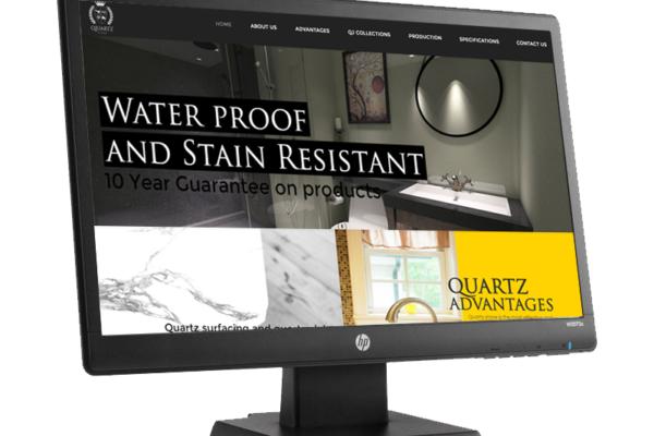 QJ Quartz Website